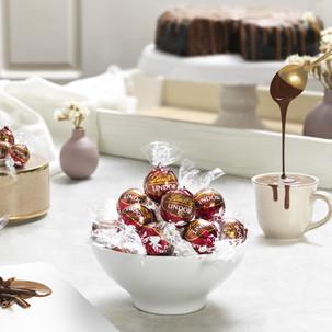 No Dia Mundial do Chocolate, Lindt lança LINDOR sabor Duplo Chocolate