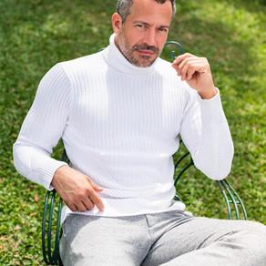 No ar edição de fevereiro como ator  Malvino Salvador