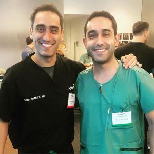 Ortopedistas irmãos Baumfeld realizam primeira cirurgia de desartrodese do tornozelo em Minas Gerais