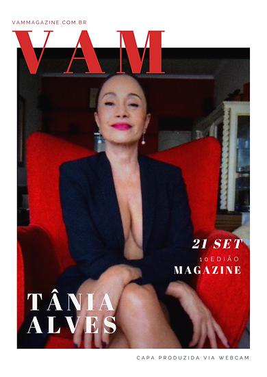 Tânia Alves + Conexão Nigéria. Set/2020