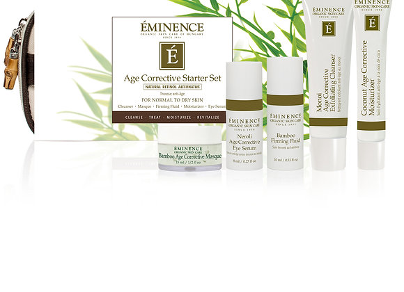 Eminence Organics Age Corrective Starter Set