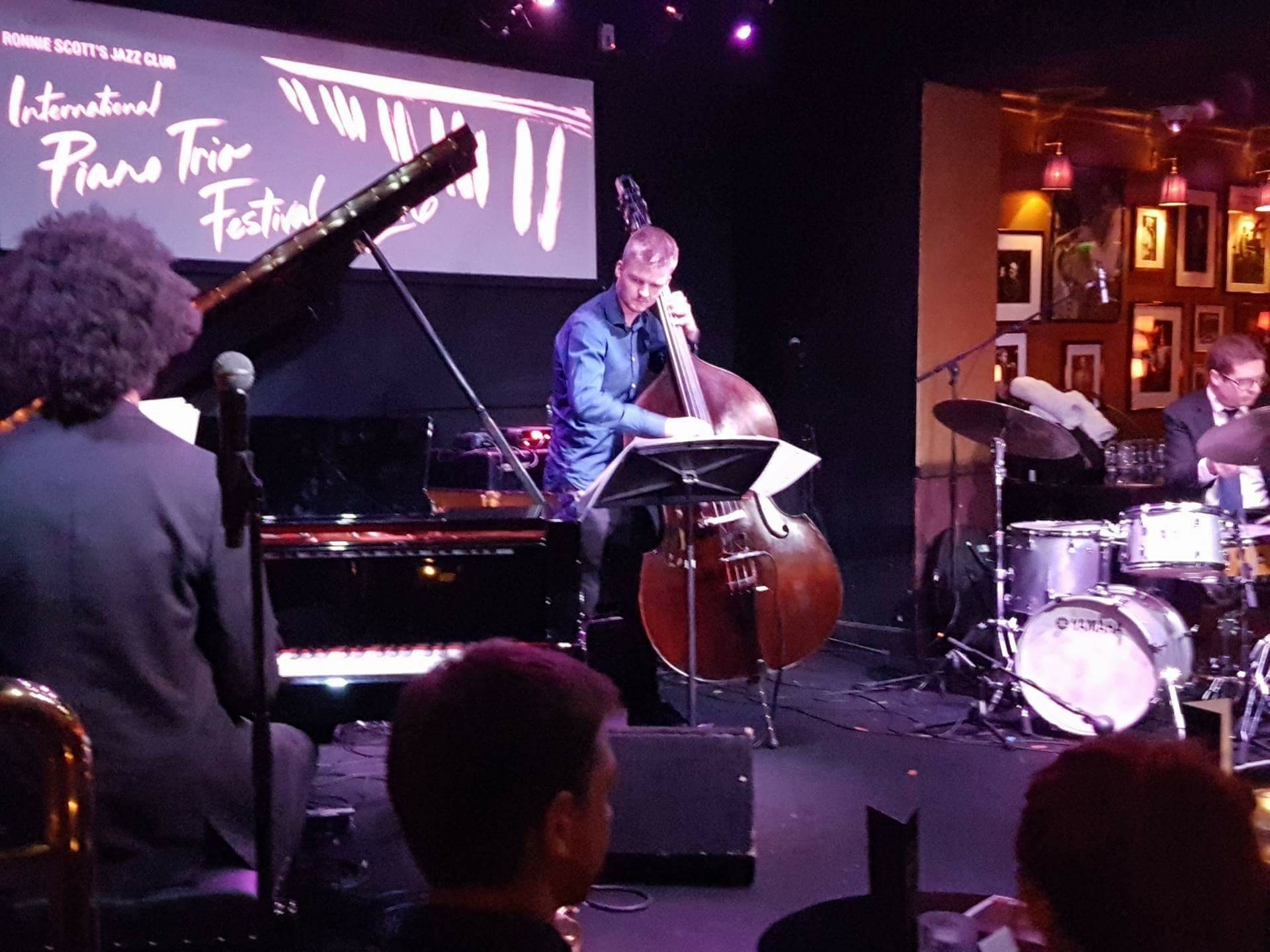 Lyle Barton Trio