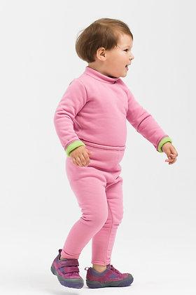 Комплект термоодягу для дітей із тканини Polartec Power Stretch