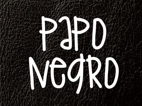 Papo Negro