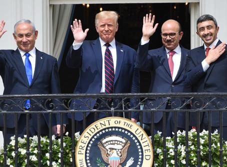 O sionismo tutelado por Trump