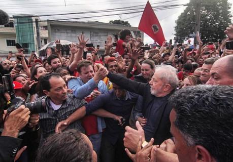 Lula livre, quem mais?