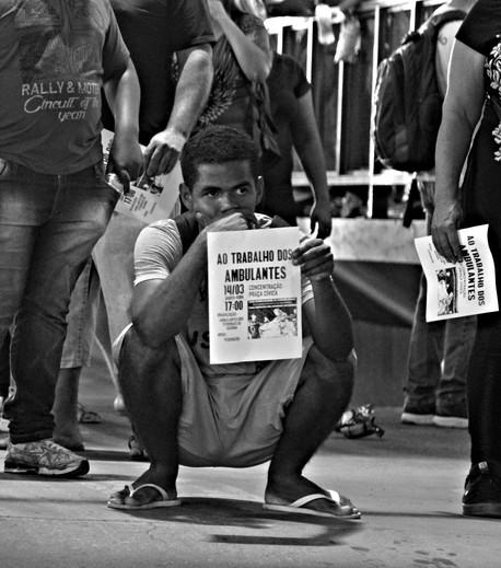 Resistência ambulante