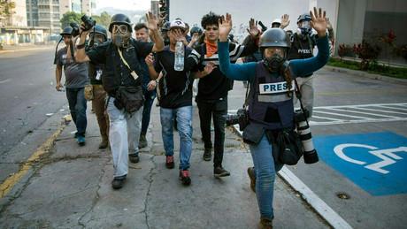 Liberdade de imprensa, existe?