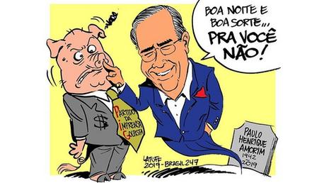Paulo Henrique Amorim (1943-2019)