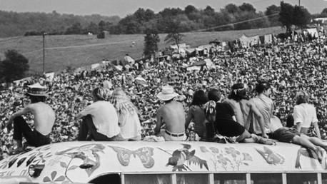Os 50 anos de Woodstock