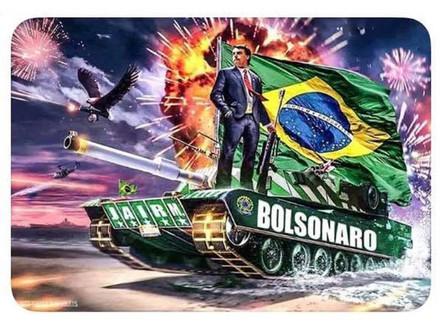 O bolsonarismo transformou o Brasil num laboratório patafísico do pior