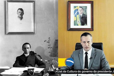 Goebbels falsificado