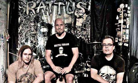 O som revoltado da Rattus