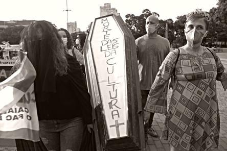 Cultura em protesto