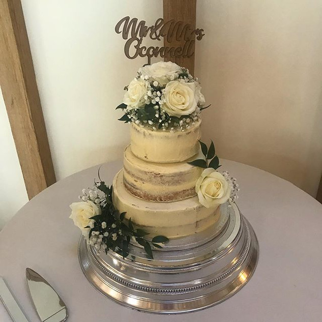 Congratulations to the new Mr & Mrs O'Co