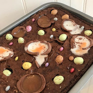 Easter brownie extravaganza 😍 yum_whats