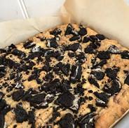Oreo cookie dough bar 🍪 the perfect tre