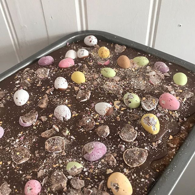 Anything with mini eggs is a favourite o
