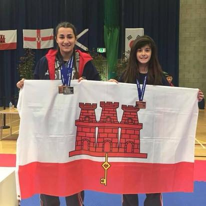 British Taekwondo National Poomsae Championships - Crawley 2015