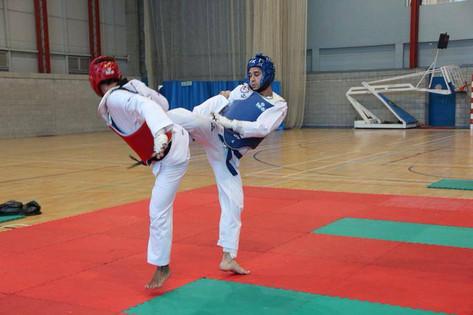 5th Senior Kyorugi National Championships - May 2013