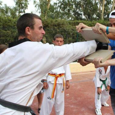 Taekwondo Summer Camp - Tarifa August 2012