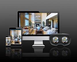 casque vr, matterport, realite virtuelle