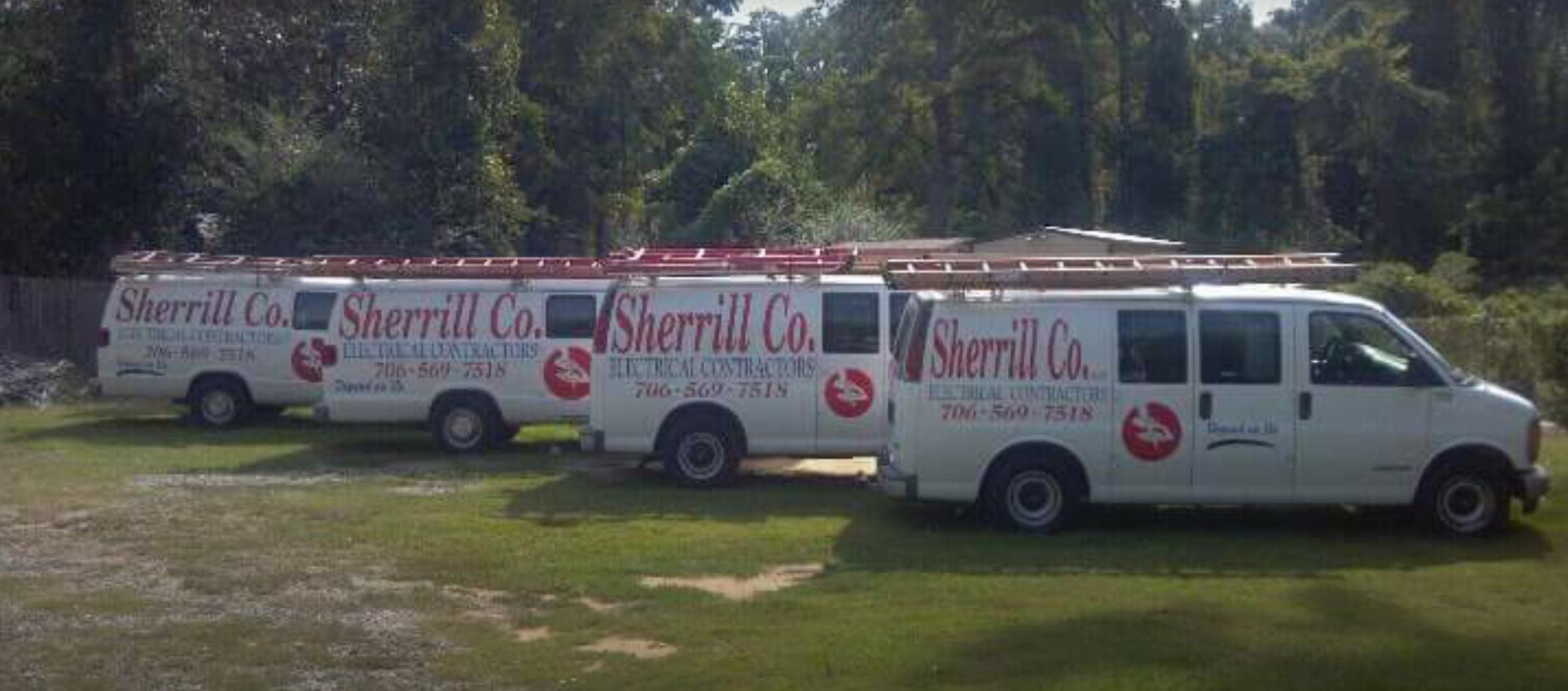 The sherrill co vans.