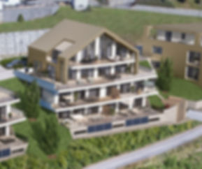 Bauprojekt Millstatt HAUS C