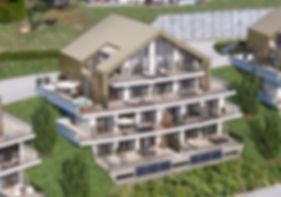 Bauprojekt Millstatt HAUS B