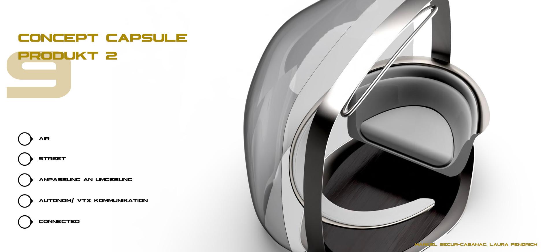Porsche Design _Fendrich und Segur Caban