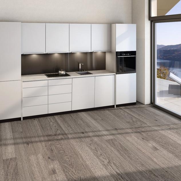 ES Design Küche Komfort