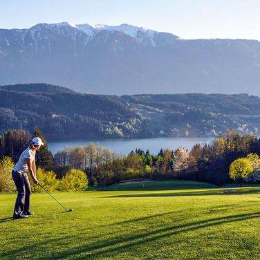 Golfplatz Millstatt