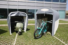 Box Moto PVC