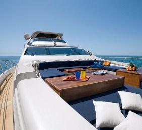 Rivestimento barca, tappezzeria barca, cuscino barca, prendisole barca a Venezia, Padova e Trieste.