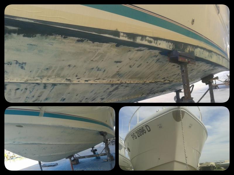 Restauro barca