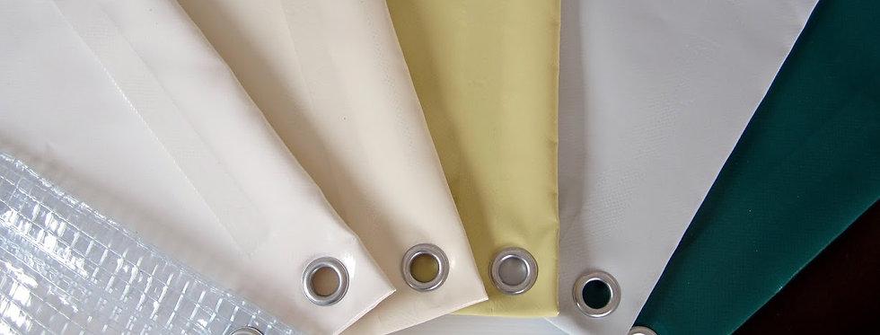 Telo in PVC rettangolare 13 €/mq
