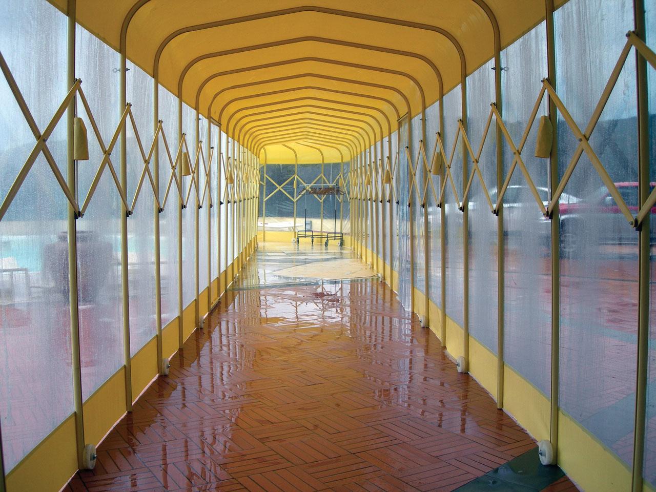 Tunnel PVC
