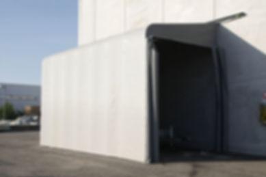 Box Parete PVC