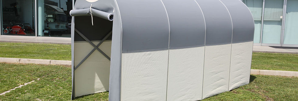Box Moto PVC Tunnel