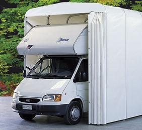 Box Camper PVC