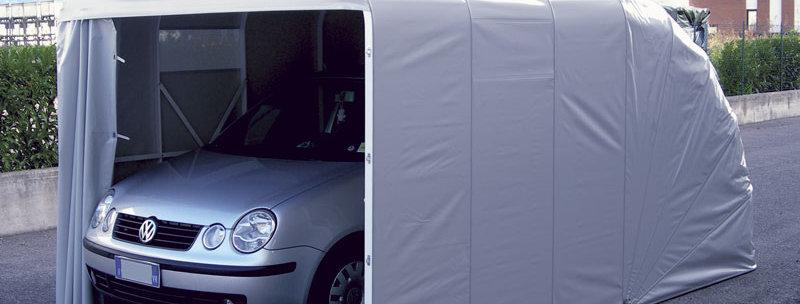 Box Auto PVC Modulare 1 Chiocciola