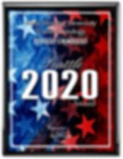 2020 Seattle Award - Astrology & Numerol