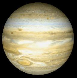 Jupiter isolated