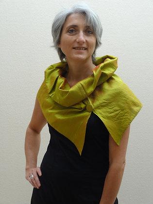 Silk stole Lyon France