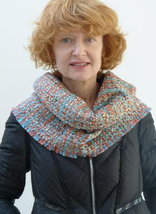 Silk scarves Lyon