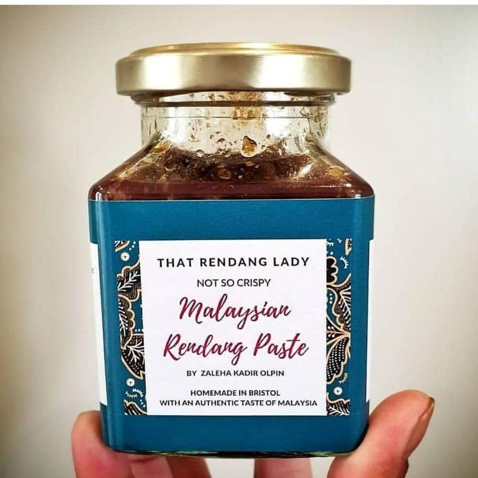 Malaysian Rendang Paste