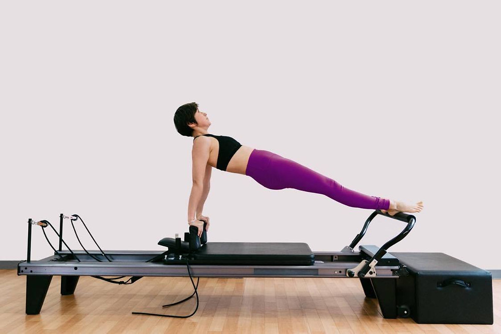 Pilates is not only good for managing pain but as a way of a healthy happy life