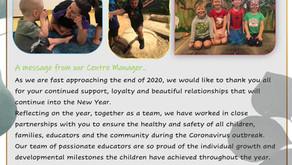 TG's Wauchope - Hastings St December 2020 Newsletter