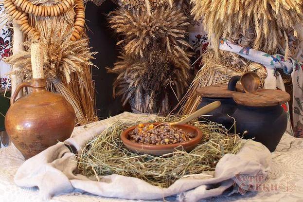 Christmas. Ukrainian tradition