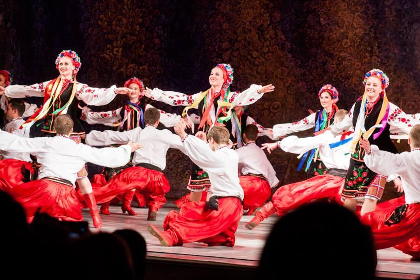 Ukrainian Dance Festival